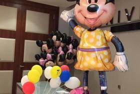 Balon na hel 0 myszka mickey