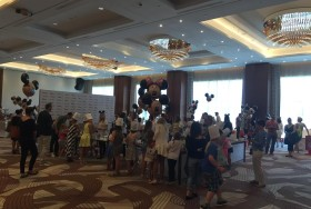 Balony z helem na evencie firmowym