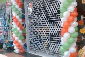 balony z helem Warszawa, Wrocław i inne miasta