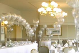 Balony na ślubie