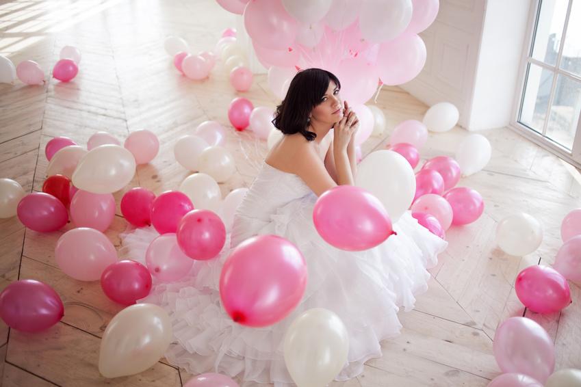 Balony na wesela, balony do sesji zdjęciowych
