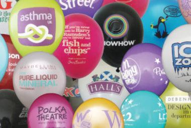 Balony z nadrukiem – logotypem firmy, własnym napisem, a nawet dowolną grafiką
