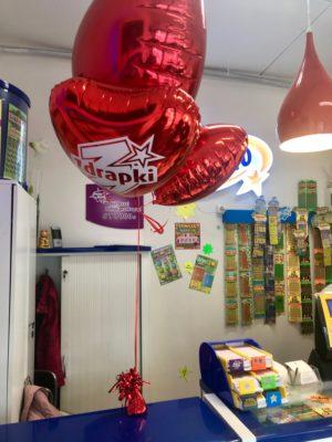 balony z helem Warszwa
