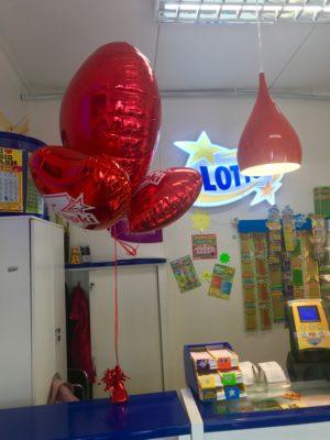 balony z helem na zamówinie