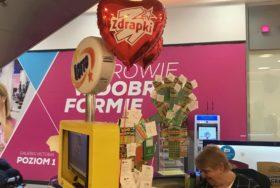 balony z helem - dostawa