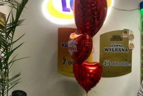 balony z helem poczta balonowa