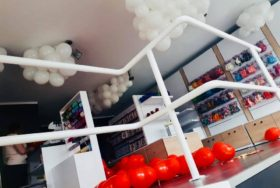 Balony z helem na eventy Wrocław, Warszawa, Świnoujście