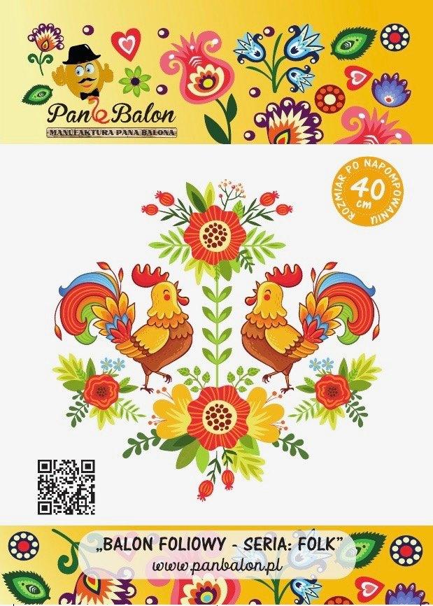 Balony Wrocław - zdjecie balony-folk-panbalon-14