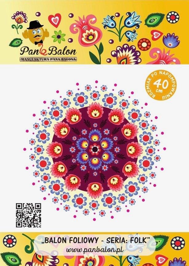 Balony Wrocław - zdjecie balony-folk-panbalon-16