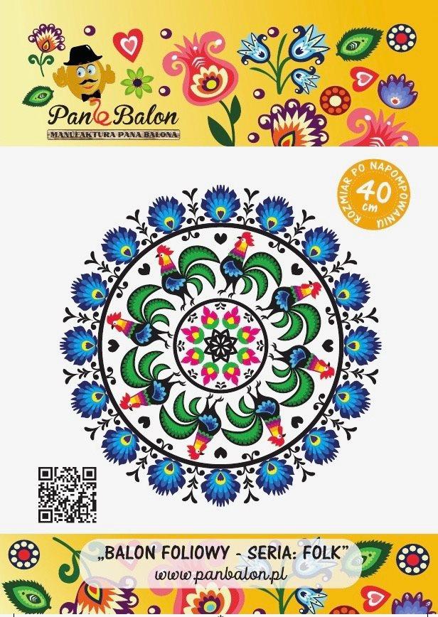 Balony Wrocław - zdjecie balony-folk-panbalon-24