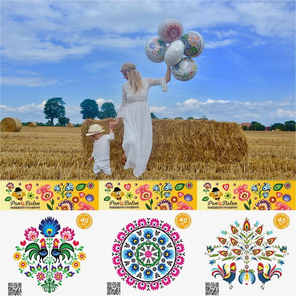 Balony Wrocław - zdjecie balony-folk-panbalon-25