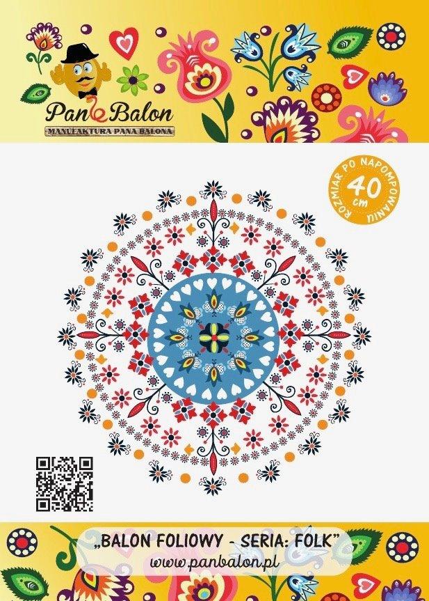 Balony Wrocław - zdjecie balony-folk-panbalon-30