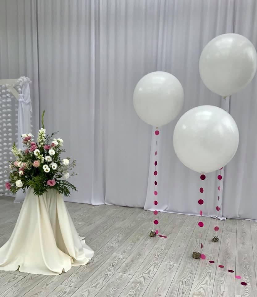 Balony Wrocław - zdjecie balony-na-wesela-8