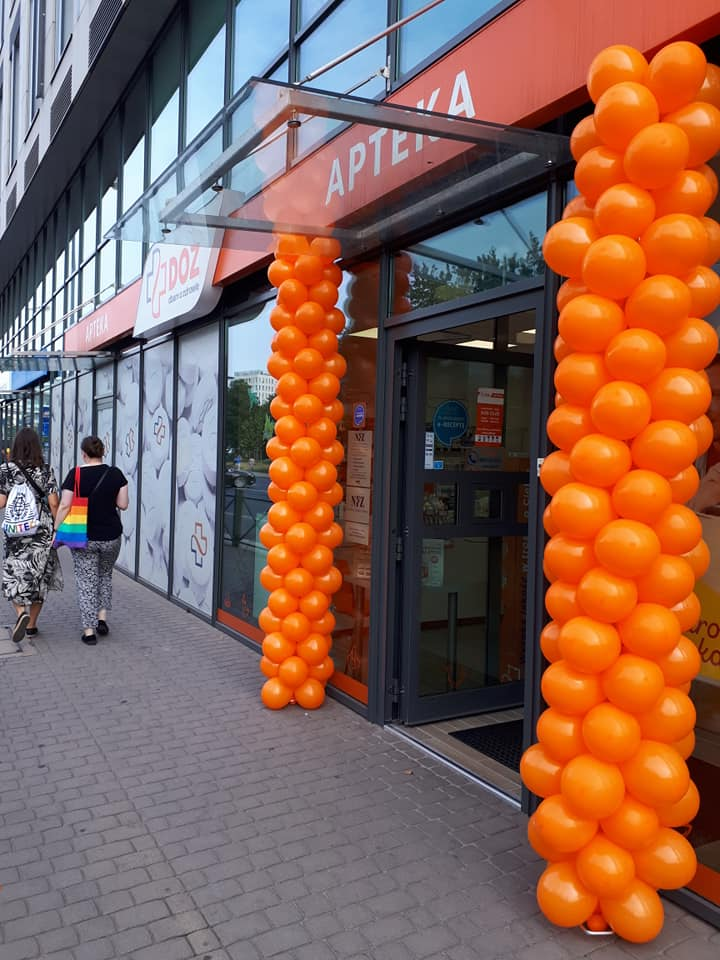 Balony Wrocław - zdjecie dekoracje-balonowe-dladoz-wroclaw-1