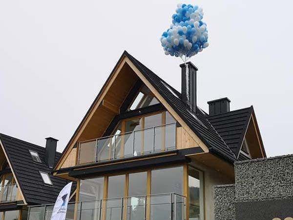 Wypuszczanie balonów