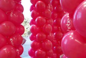 Balony w drogerii Hebe