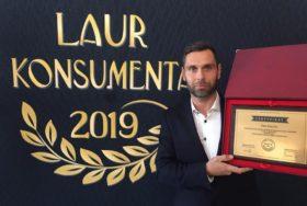Laur Konsumenta w kategorii Odkrycie Roku dla Pana Balona.