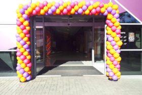 Brama balonowa dla Giant Meble