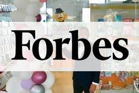 Forbes o Manufakturze Pana Balona