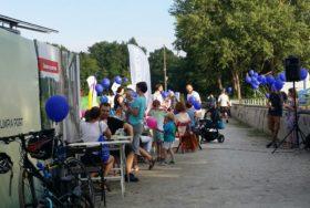 Event z balonami dla firmy Archicom