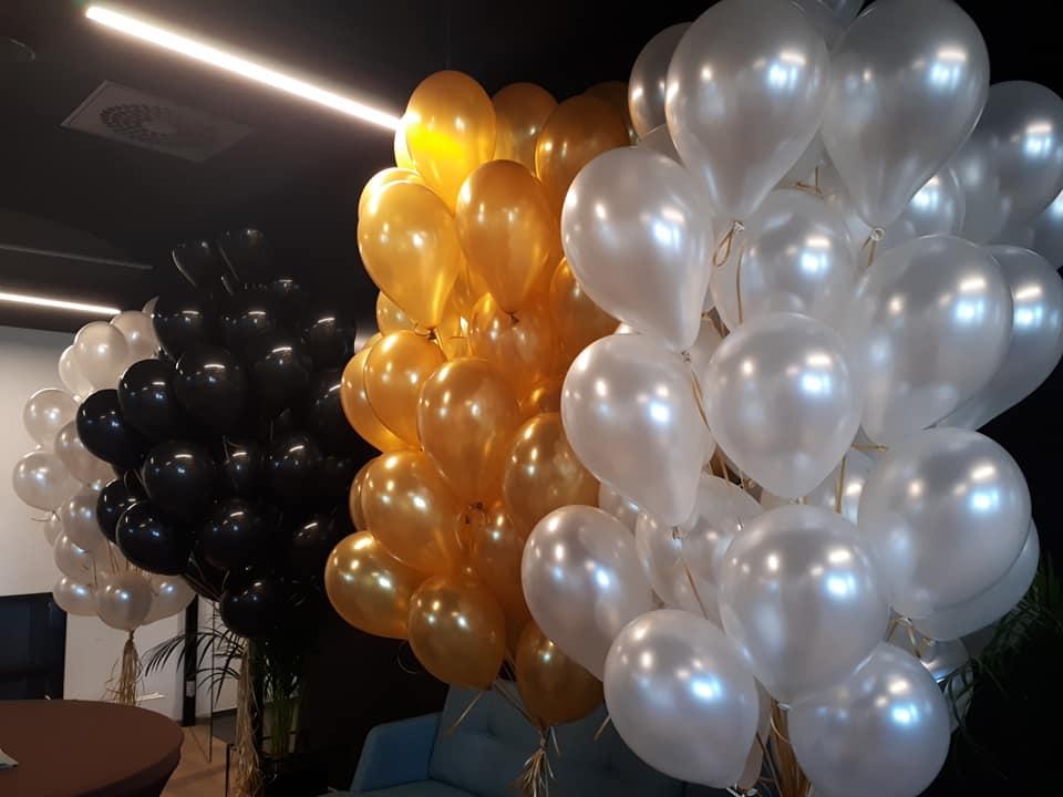 Balony Wrocław - zdjecie Przykładowe-balony-z-helem-9