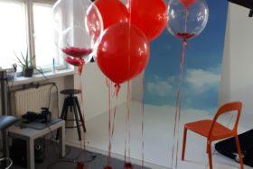 Balony do sesji fotograficznych