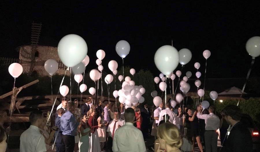 Balony Wrocław - zdjecie balony-led