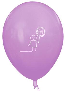Balony Wrocław - zdjecie balony-z-nadrukiem-2