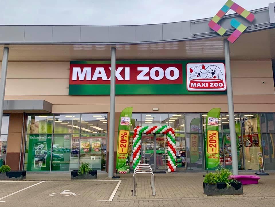 Balony Wrocław - zdjecie brama-balonowa-dla-maxi-zoo-leszno-2