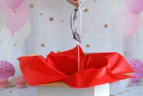 Walentynkowa Poczta Balonowa od Pana Balona