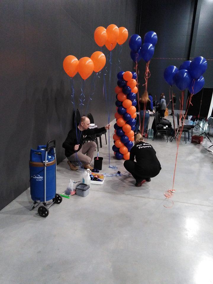 Balony Wrocław - zdjecie dekoracje-balonowe-bctw-1