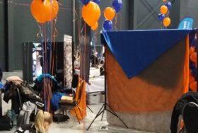 Pan Balon Bydgoszcz dekoruje
