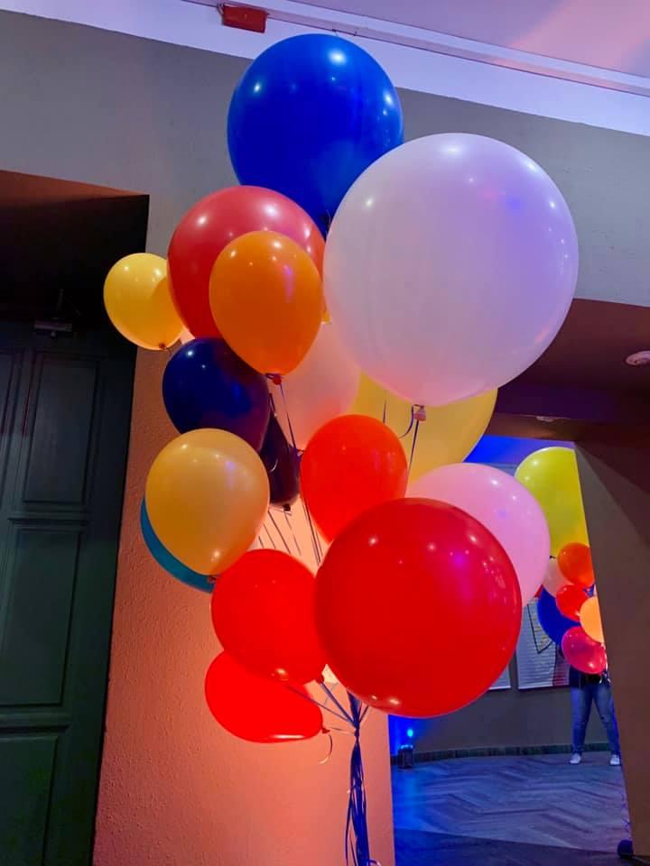 Balony Wrocław - zdjecie dekoracje-balonowe-dla-niose-pomooc-we-wroclawiu-1