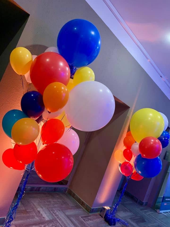 Balony Wrocław - zdjecie dekoracje-balonowe-dla-niose-pomooc-we-wroclawiu-2