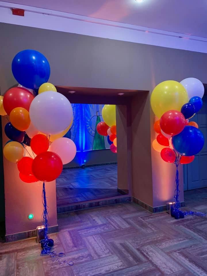 Balony Wrocław - zdjecie dekoracje-balonowe-dla-niose-pomooc-we-wroclawiu-3