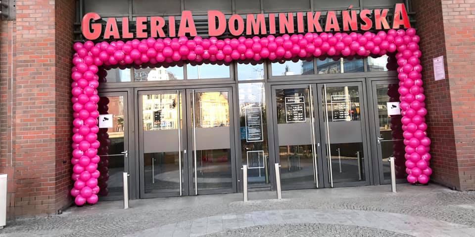 Balony Wrocław - zdjecie dekoracje-balonowe-galeria-dominikanska-3