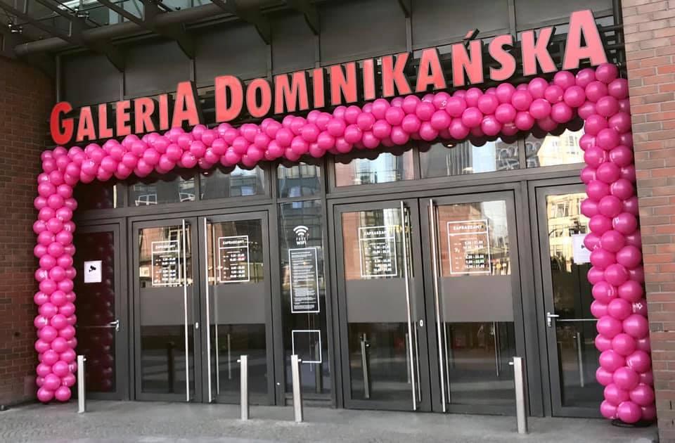 Balony Wrocław - zdjecie dekoracje-balonowe-galeria-dominikanska-6