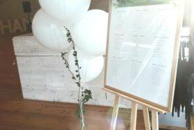 Dekoracje balonowe od Pana Balona na weselu