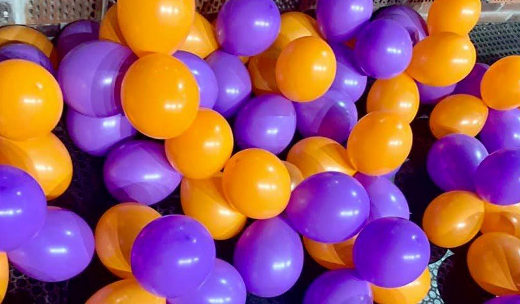 Balony Wrocław - zdjecie dekoracje-balonowe
