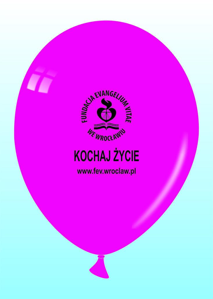 Balony Wrocław - zdjecie fundacja