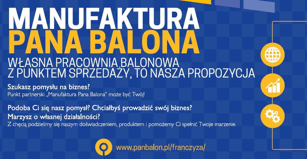 Balony Wrocław - zdjecie manufaktura