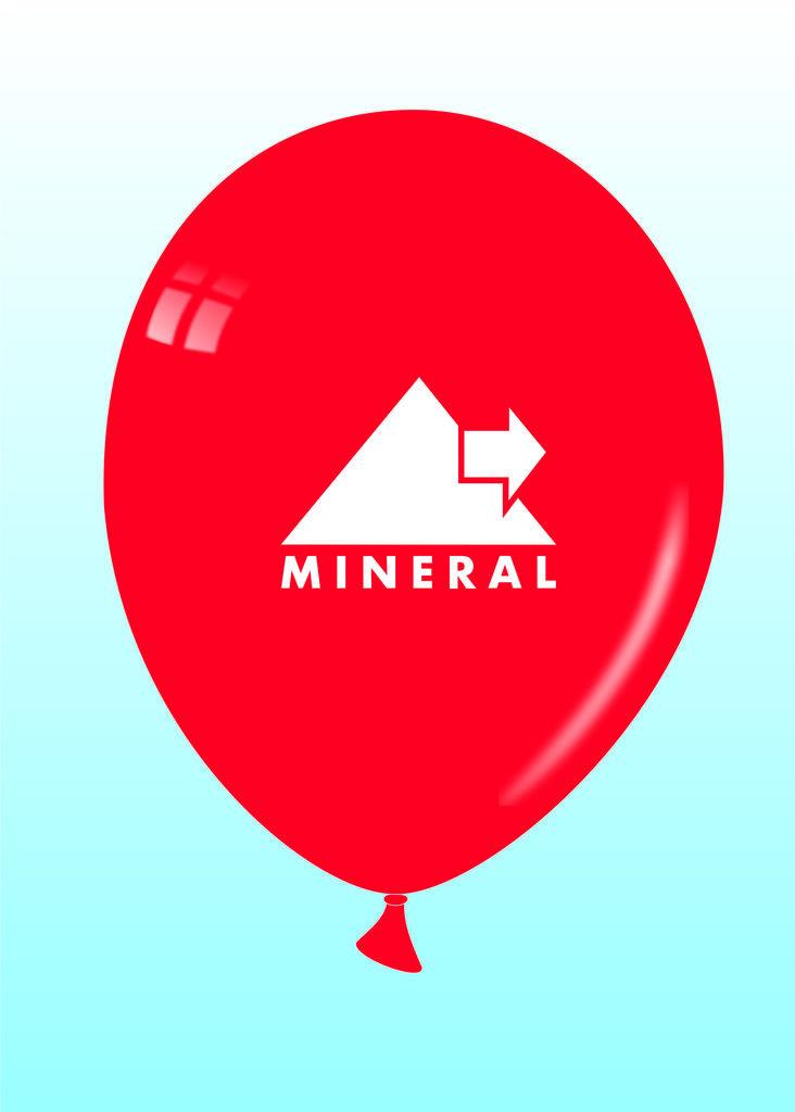 Balony Wrocław - zdjecie minerals
