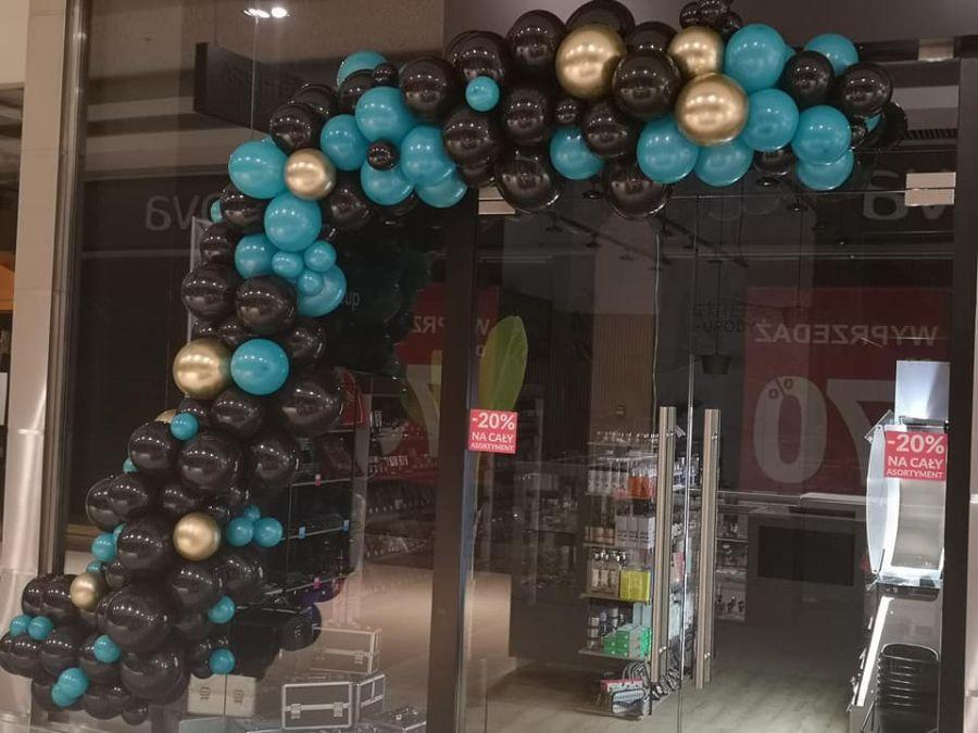 Balony Wrocław - zdjecie organiczne-dekoracje-z-balonow-5