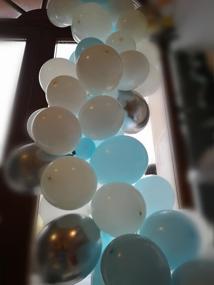 Balony Wrocław - zdjecie organiczne-dekoracje-z-balonow-6
