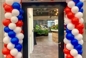 Brama balonowa od Pana Balona – zobacz realizację