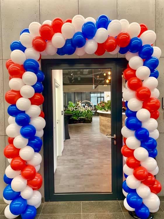 Balony Wrocław - zdjecie realizacja-bramy-balonowej-wroclaw-3