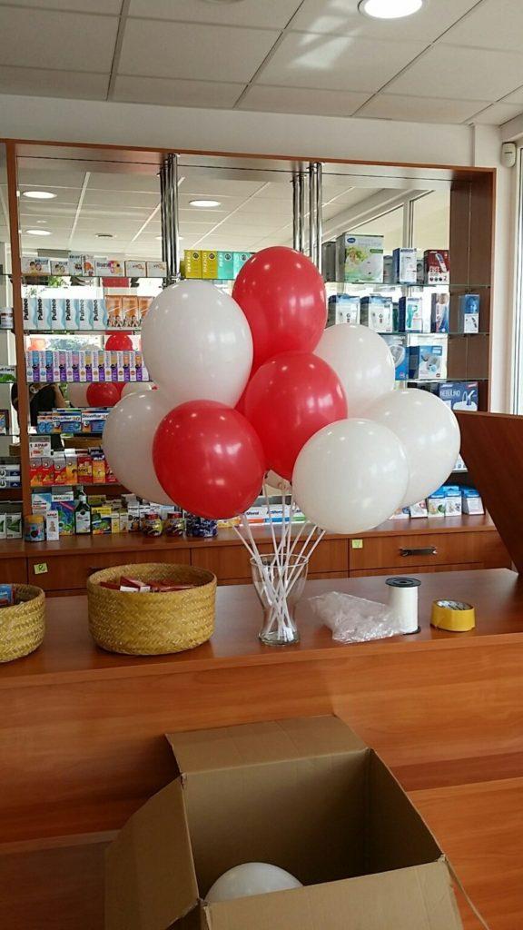 Balony Wrocław - zdjecie realizacje-z-uzyciem-balonow-102