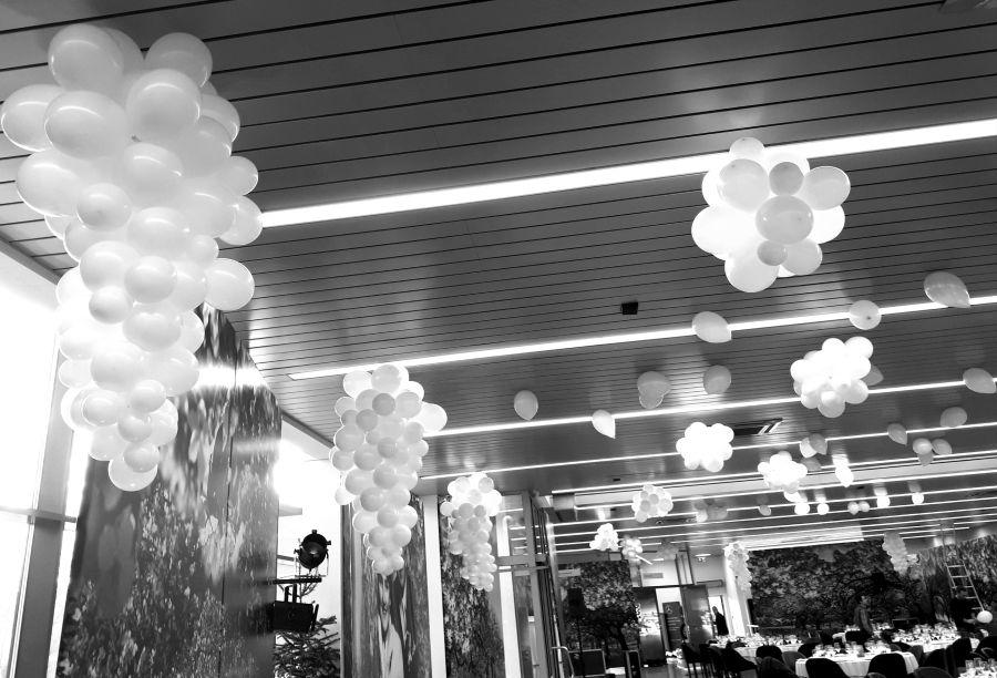 Balony Wrocław - zdjecie realizacje-z-uzyciem-balonow-107