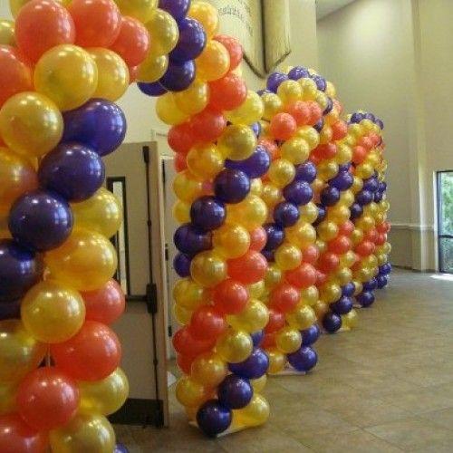 Balony Wrocław - zdjecie realizacje-z-uzyciem-balonow-108
