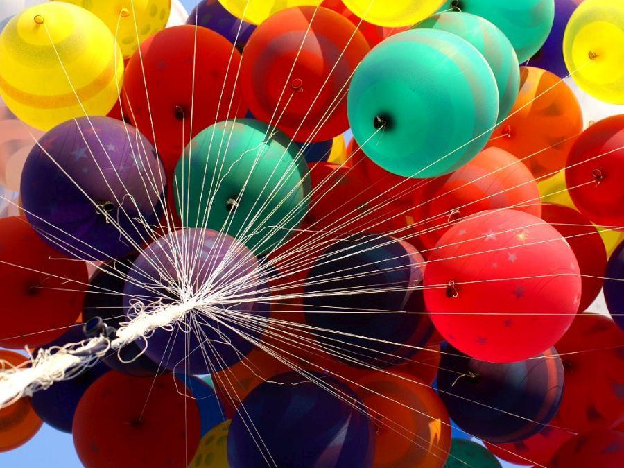 Balony Wrocław - zdjecie realizacje-z-uzyciem-balonow-110